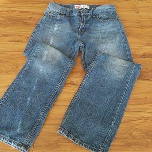 LEVIS LEVI STRAUSS & CO 505 Boys regular jeans